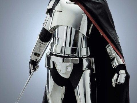 CAPTAIN PHASMA ARMORED SYMBOL OF POWER 4