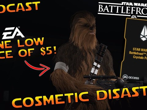 Battlefront 2's New Skins Are an Abomination!