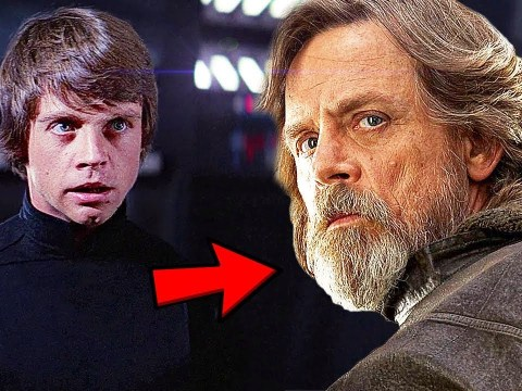El Problema de Luke Skywalker en Los últimos Jedi - Star Wars