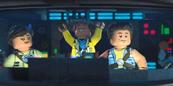 LEGO Star Wars: The Freemaker Adventures returns 1