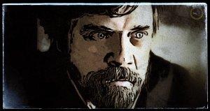 Star Wars The Last Jedi Characters Digital Art 12