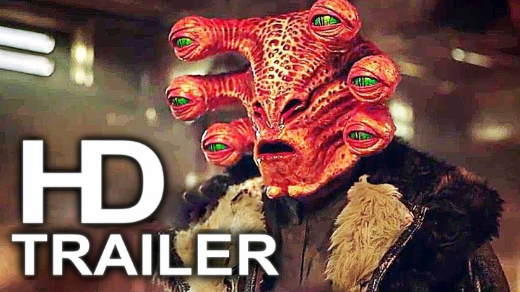 SOLO A STAR WARS STORY Han Vs Lando Trailer NEW (2018) Han Solo Movie HD 1