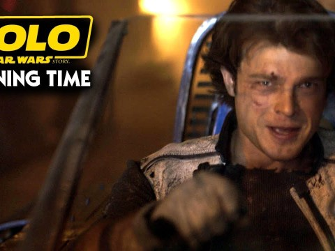 Solo A Star Wars Story Running Time Revealed! (Star Wars News)