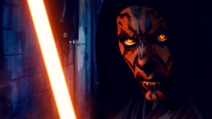 Star Wars on Netflix Trailer: Fury of Maul (April Fools') 1