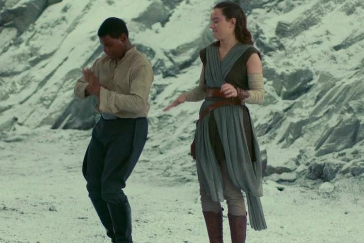 Finn y Rey estarán más juntos en el Episodio 9 de Star Wars según John Boyega 1