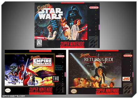 Download Star Wars Super Nintendo Emulators and Games