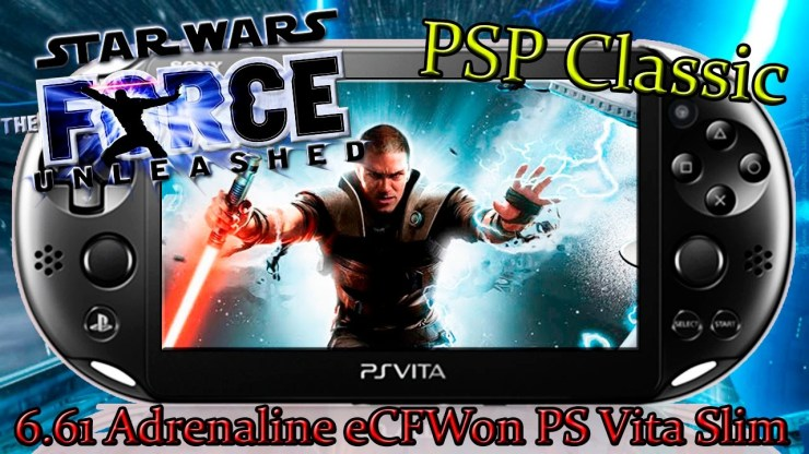 Download Star Wars The Force Unleashed (PSP Portable) 1