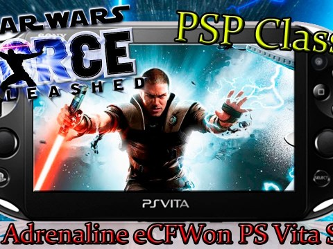 Download Star Wars The Force Unleashed (PSP Portable)