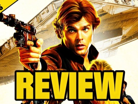 Review SOLO: A STAR WARS STORY (paint by numbers)