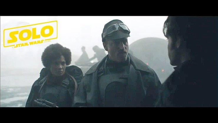 SOLO A Star Wars Story (Han Solo) TV Spot Trailers 17 and 18 1