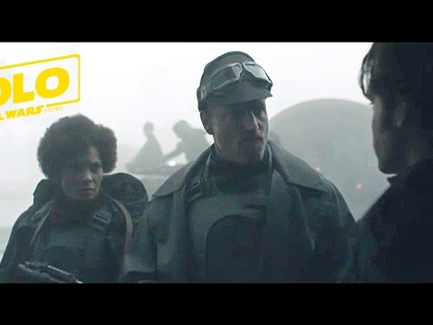 SOLO A Star Wars Story (Han Solo) TV Spot Trailers 17 and 18