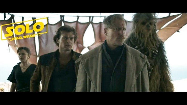 SOLO A Star Wars Story (Han Solo) TV Spot Trailer 13 1