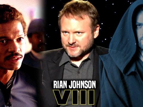 Star Wars! Rian Johnson Denied Obi Wan & Lando For This Reason!