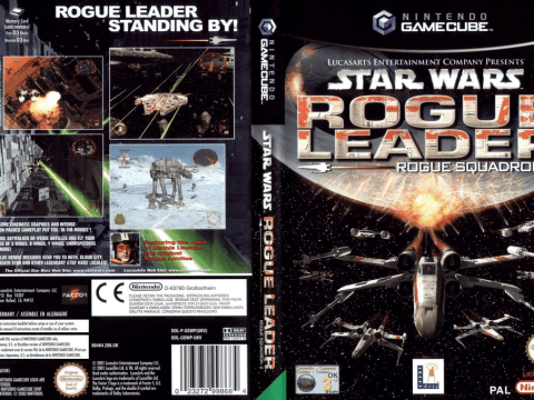 Download Star Wars Rogue Squadron II Rogue Leader (GameCube)