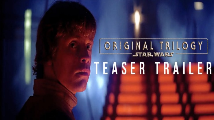Star Wars: Original Trilogy Teaser [Rogue One Trailer Mashup]