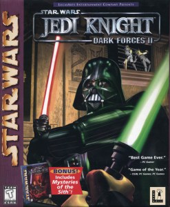 Star Wars Dark Forces II
