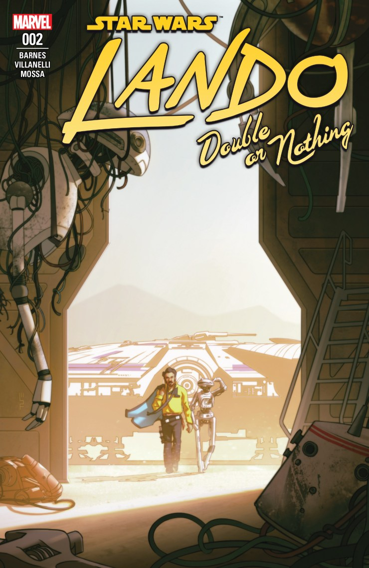 Star Wars: Lando - Double or Nothing (2018) #2