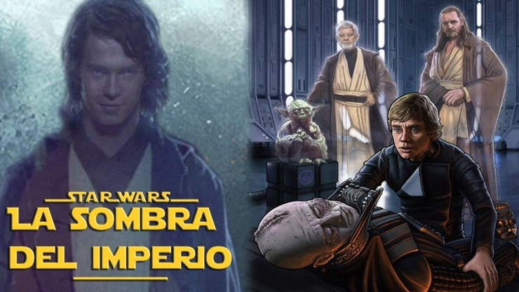 ¿Cómo Anakin Skywalker Se Volvió un Fantasma Sin Entrenamiento? 1