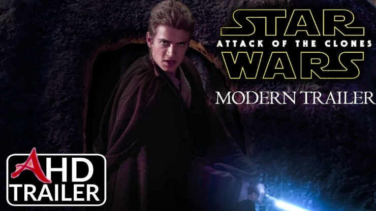 Star Wars: Attack of The Clones - Modern Trailer (2018) 1