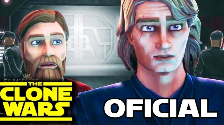 Star Wars The Clone Wars Tráiler Oficial - NUEVAS TEMPROADAS 2018 1