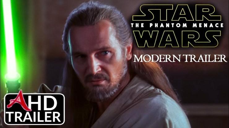 Star Wars: The Phantom Menace - Modern Trailer (2018) 1