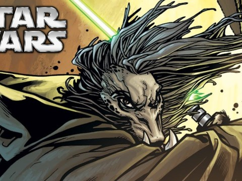 The Legend of K'Kruhk: One of the Oldest Jedi Masters in Star Wars