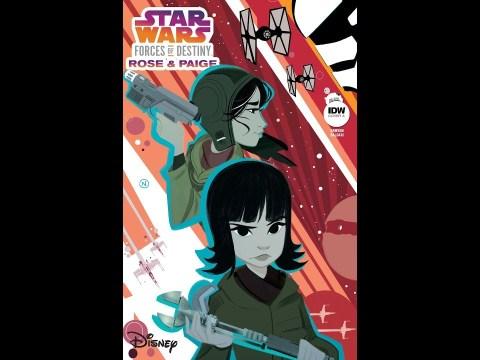 Star Wars Adventures: Forces of Destiny—Rose & Paige 2