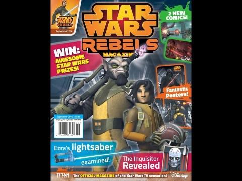 Star Wars Rebels Magazine 06 (2016)