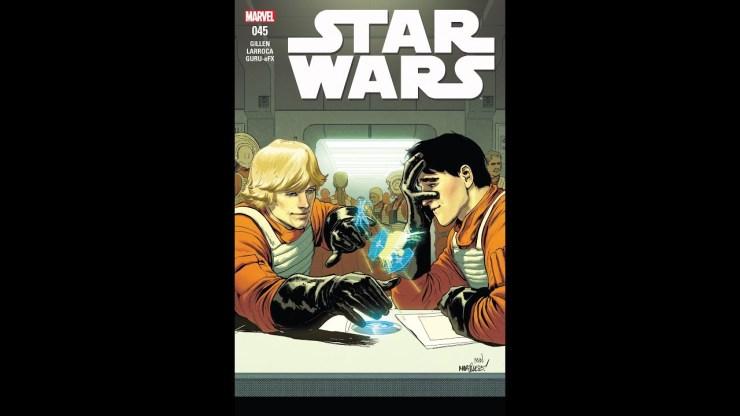 Star Wars v3 045 Comic - Part II MUTINY AT MON CALA