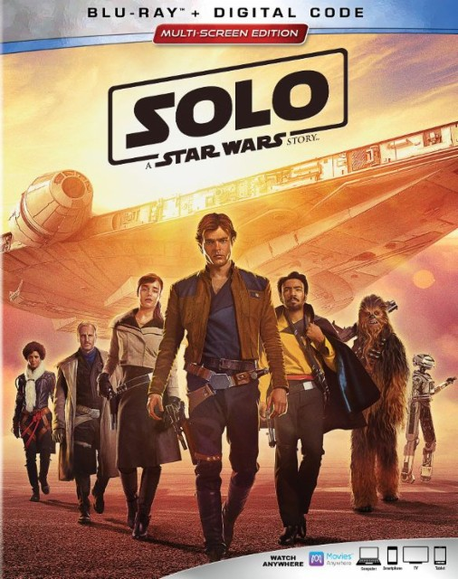 Solo A Star Wars Story
