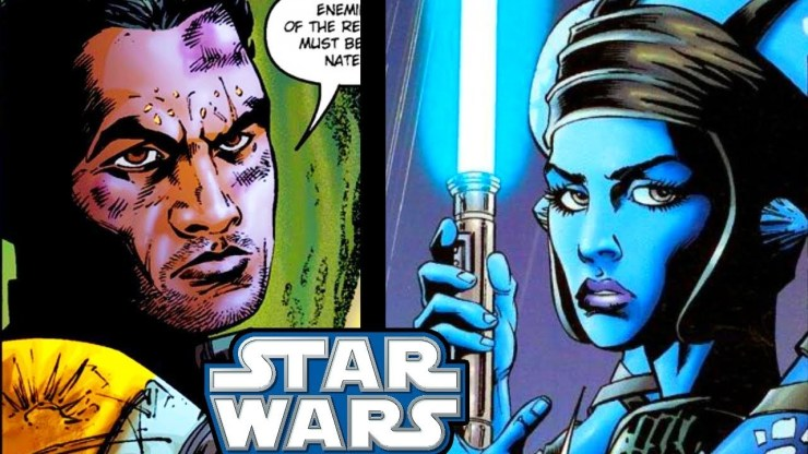 Why Commander Bly LOVED Aayla Secura During the Clone Wars - Star Wars 1