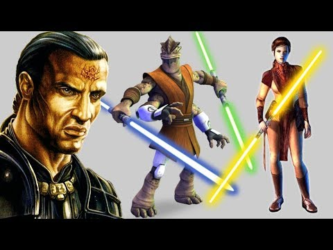 Why More Jedi Didn't Use Double-Bladed Lightsabers 1