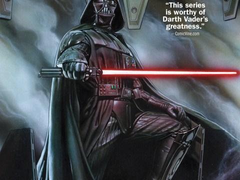 Star Wars - Darth Vader v01