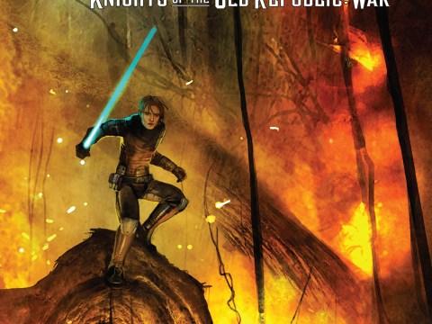 Star Wars - Knights of the Old Republic - War 001