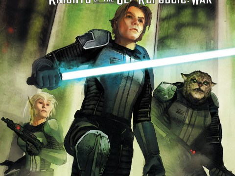 Star Wars - Knights of the Old Republic - War 003
