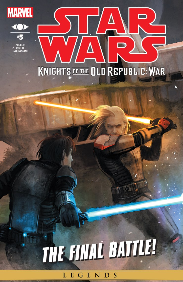 Star Wars - Knights of the Old Republic - War 005
