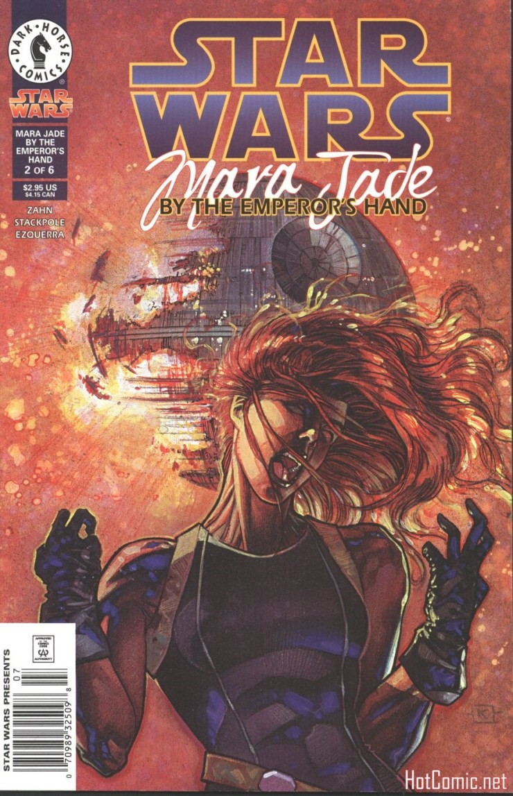 Star Wars Mara Jade 2