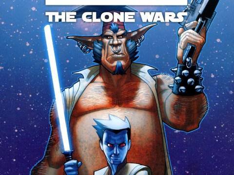 Star Wars: The Clone Wars - Strange Allies