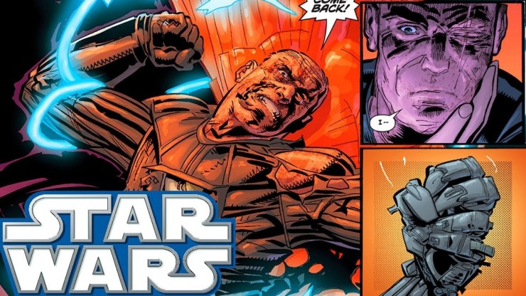 How Darth Vader ALMOST Ended his Own Life - Star Wars Comics Explained 1
