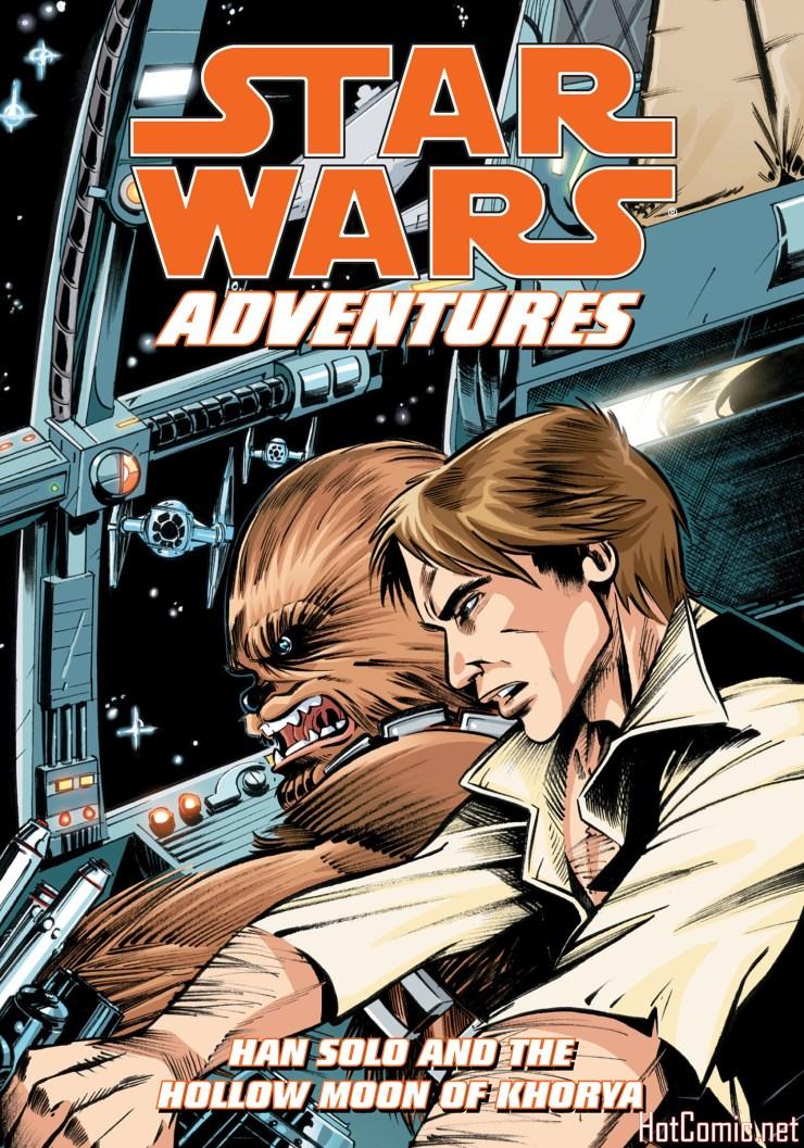 Han Solo and the Hollow Moon of Khorya