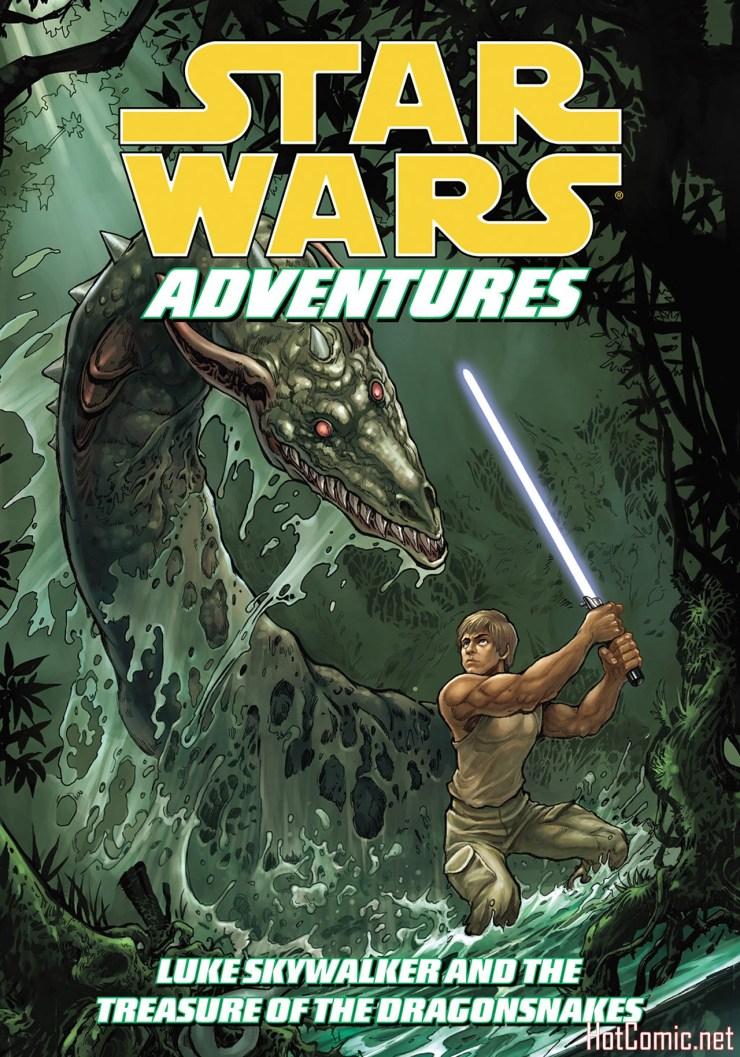 Star Wars Adventures