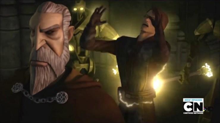 Star Wars - The Clone Wars - All Count Dooku lightsaber battles 1