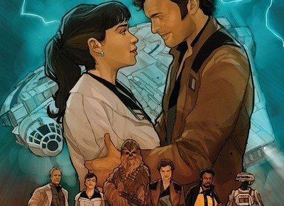 Solo A Star Wars Story Adaptation 4