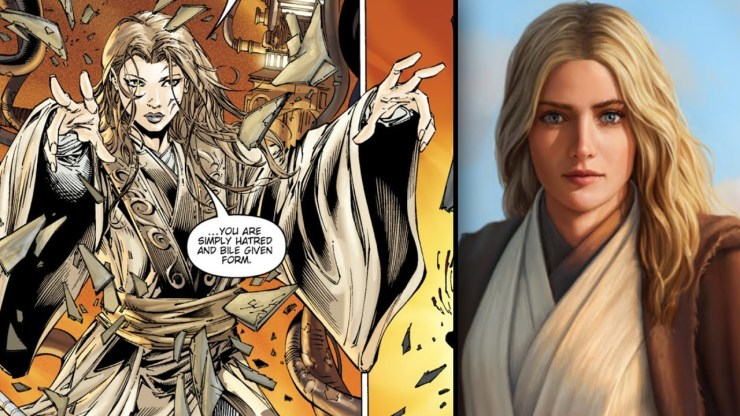 The Purest Jedi Master to ever Exist - Master Fay [Legends] - Star Wars 1