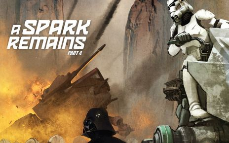 Star Wars: Dark Times - A Spark Remains (2013)