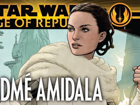 Padme Lies to Anakin - Age of Republic: Padme Amidala Review and Analysis