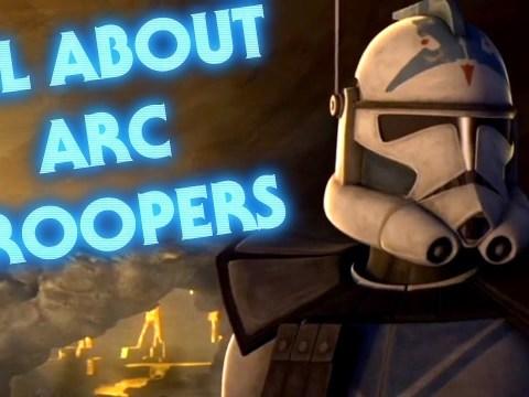 The Best Clone Troopers in the Republic - ARC Trooper Lore