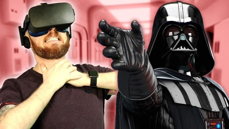 The Best Star Wars Virtual Reality Experiences 1