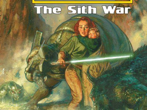 Star Wars: Tales of the Jedi - The Sith War
