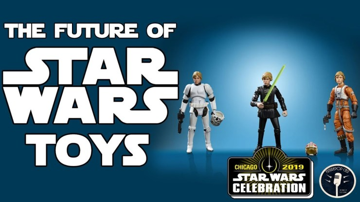 The Future of Star Wars Toys Relies on the Past